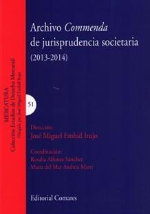 Archivo Commenda de jurisprudencia societaria