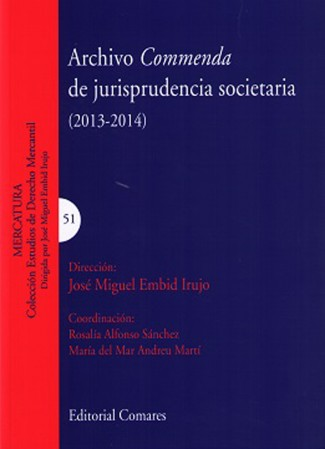 Archivo Commenda de jurisprudencia societaria